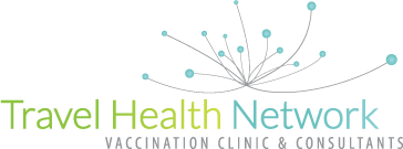 Travel Health Network – Travel Clinic – St. Albert and Edmonton area logo